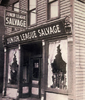 First Junior League of Buffalo Salvage (Thrift) Shop